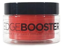 Style Factor Edge Booster Strong Hold Water-Based Pomade 3.38 oz - Strawberry Scent