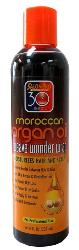 30 Sec Moroccan Argan Oil Weave Wonder Wrap Dark