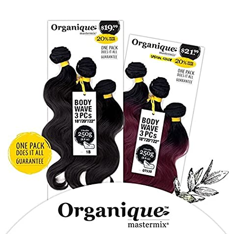 BODY WAVE 3PCS | ORGANIQUE