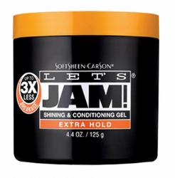 Lets Jam Condition & Shine Gel Extra Hold 5.5 Ounce