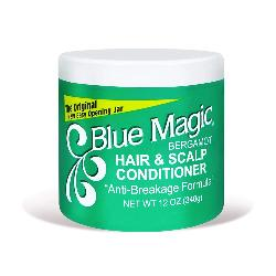 BERGAMOT HAIR & SCALP COND 12 OZ | BLUE MAGIC