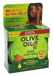 Ors Olive Oil Gel Edge Control 2.25 Ounce