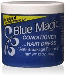 CONDITIONER HAIR DRESS BLUE 12 OZ | BLUE MAGIC