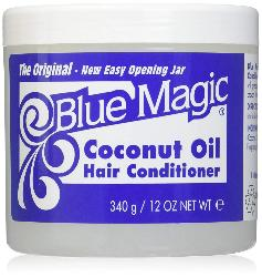 COCONUT OIL HAIR COND 12 OZ | BLUE MAGIC