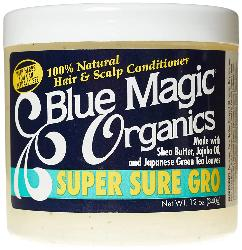 ORGANICS SUPER SURE GRO 12 OZ | BLUE MAGIC