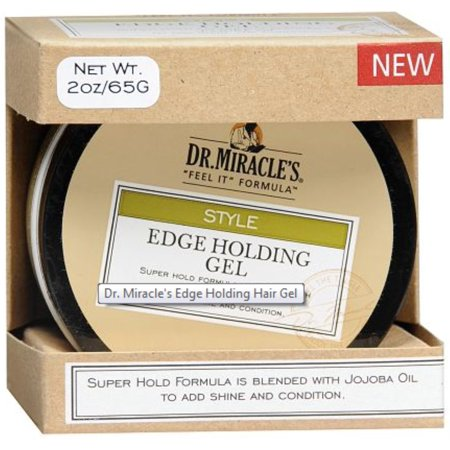 EDGE HOLDING GEL 2 OZ | DR. MIRACLE
