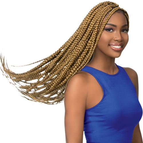 3X RUWA PRE-STRETCHED BRAID 24"