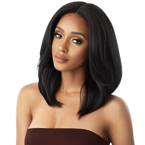 OUTRE LACE FRONT WIG SOFT N NATURAL NEESHA 201