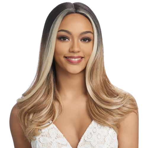 "HARLEM125 SWISS LACE FRONT WIG 6"" DEEP PART LSD69"