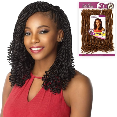 3X KINKY TWIST 12"