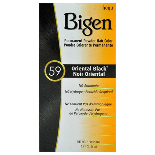 BIGEN HAIR COLOR 0.21 OZ