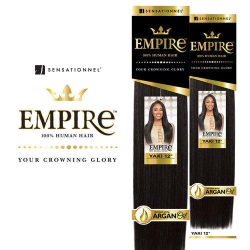 EMPIRE YAKI WEAVING | SENSATIONNEL HUMAN HAIR