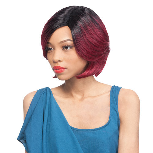 OUTRE SYNTHETIC HAIR WIG QUICK WEAVE ECO-WIG SHELLY