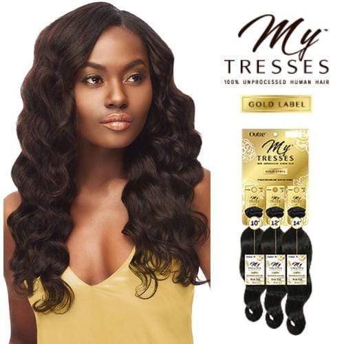 OCEAN BODY (3 BUNDLES) | MYTRESSES GOLD UNPROCESSED HAIR
