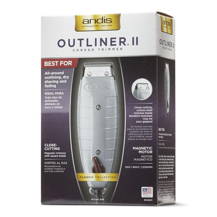 OUTLINER II | ANDIS