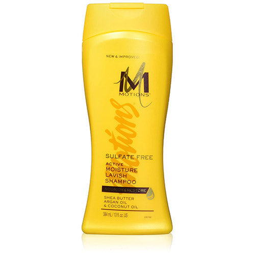 MOISTURE LAVISH SHAMPOO 13 OZ | MOTION