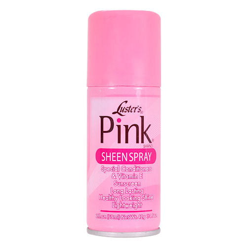 Pink Sheen Spray | LUSTERS