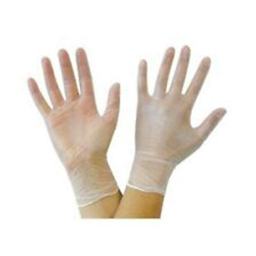 LATEX GLOVES LIGHTLY POWDERED 50 PCS | ANNIE