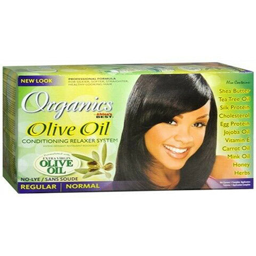 ORIGINALS OLIVE OIL RELAXER SYSTEM | AFRICA'S BEST