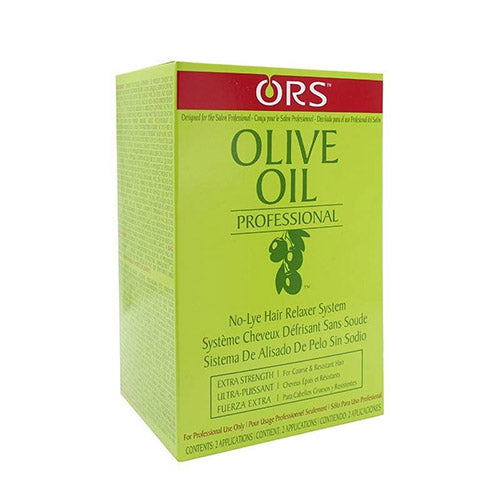 OLIVE OIL PROFESSIONAL NO-LYE RELAXER SYSTEM | ORS