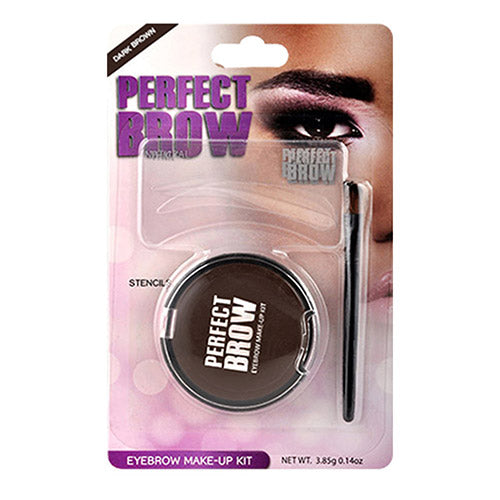 EYEBROW MAKE UP KIT BLACK #EYE1001 | MAGIC