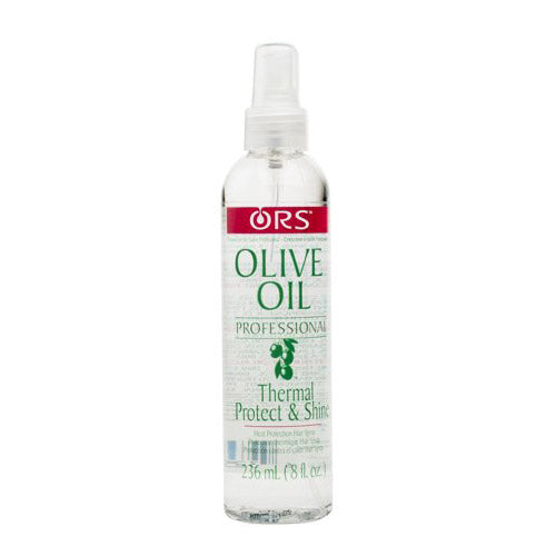 OLIVE OIL PROFESSIONAL THERMAL PROTECT & SHINE 8 OZ | ORS