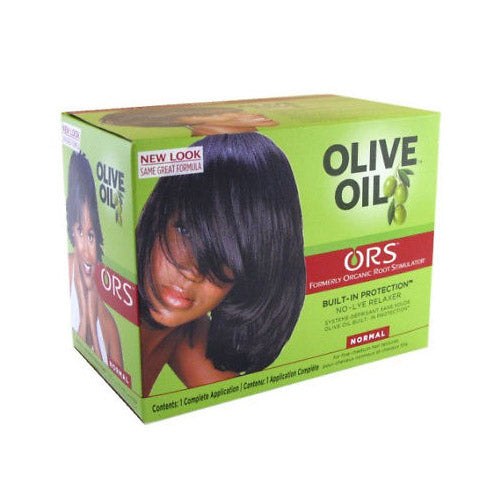 FULL APPLICATION NO-LYE HAIR RELAXER NORMAL | ORS