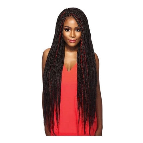 2X XPRESSION PRE STRETCHED BRAID 42"