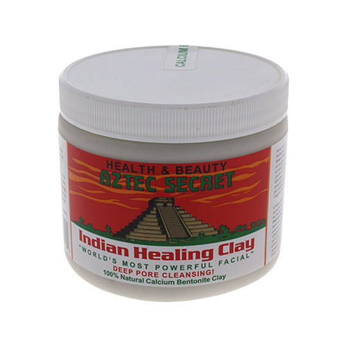 INDIAN HEALING CLAY 16OZ | AZTEC SECRET