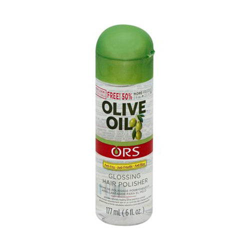 OLIVE OIL GLOSSING HAIR POLISHER 6 OZ | ORS