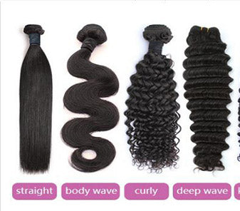 10A+ MINK BRAZILIAN BUNDLE STRAIGHT | KELLY