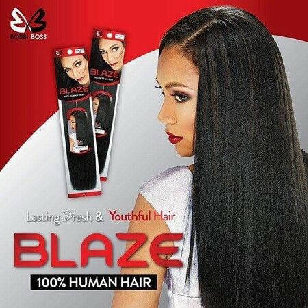 BLAZE YAKI WEAVING | BOBBI BOSS HUMAN HAIR
