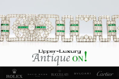 Cartier, T&CO, Bulgari, Signed Upper luxury