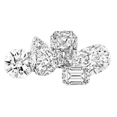 Certified GIA Loose Diamonds