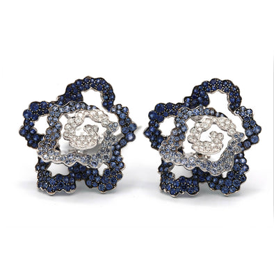 PAMIERO Diamond Earrings Upper-Luxury.com