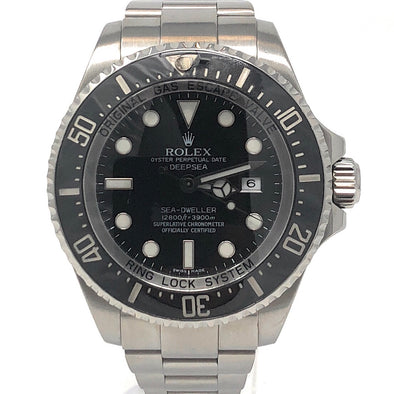 ROLEX SEA SWELLER DEEPSEA 116660 - The Jewels of Beverly Hills