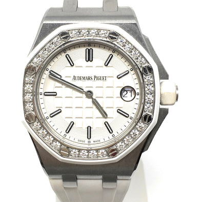 AP LADIES DIAMOND BEZEL