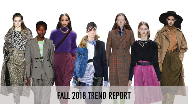 Fall 2018 Trend Report