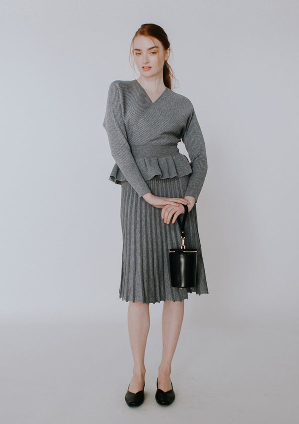 Two Piece Sweater Set