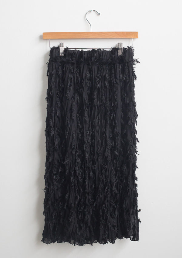 Betti Feather Skirt