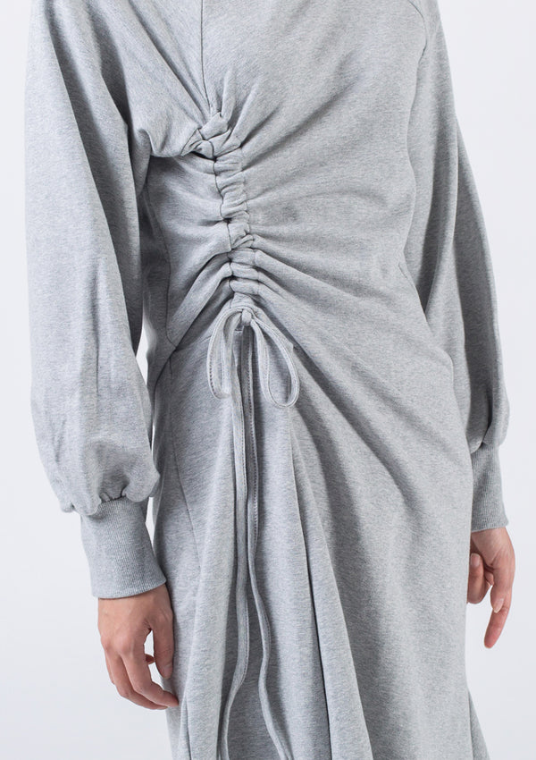 Rusching Knit Dress