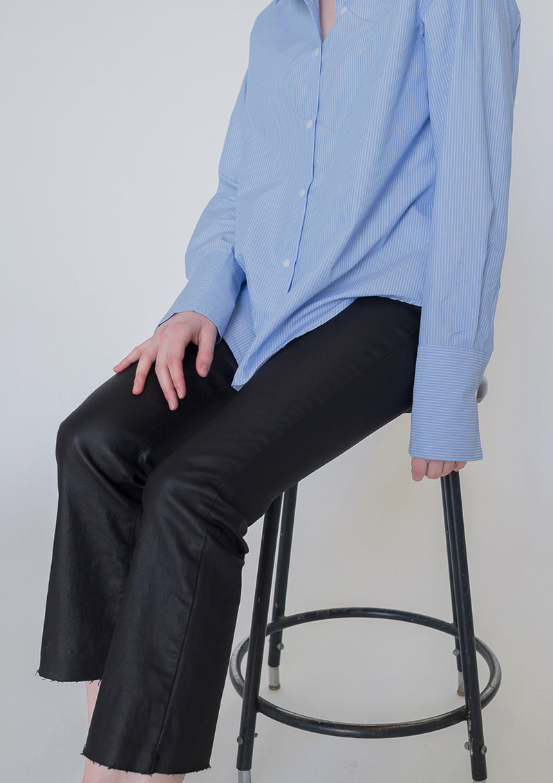 Elongated Cuff Shirt