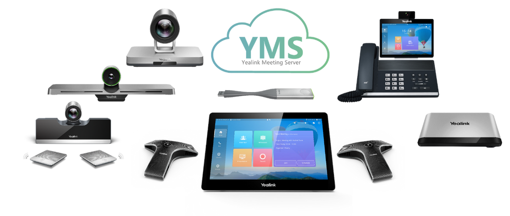 Yealink Releases Three New VC Products