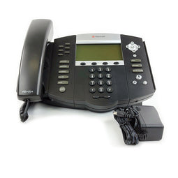 Polycom SoundPoint IP Phones w/ AC (-001)