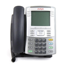 Avaya 1140E Text IP Phone (NTYS05BFE6)