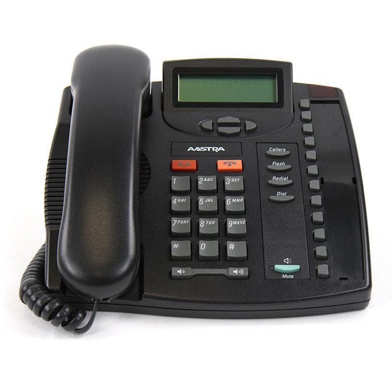 Aastra M9116LP Analog Phone (A1265-0000-10-05)