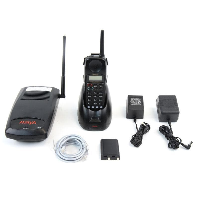 Avaya 3810 Wireless Telephone (700305105)