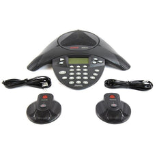 Avaya 4690 IP Conference Phone w/ Expansion Mics (700411176)