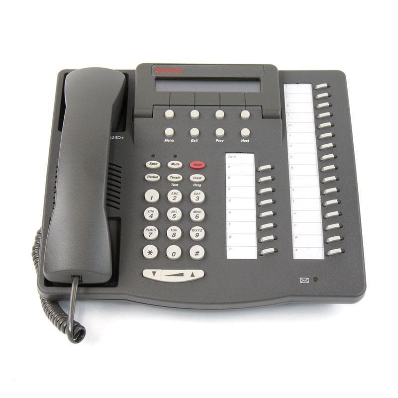 Avaya 6424D+ Digital Phone (3307-24)