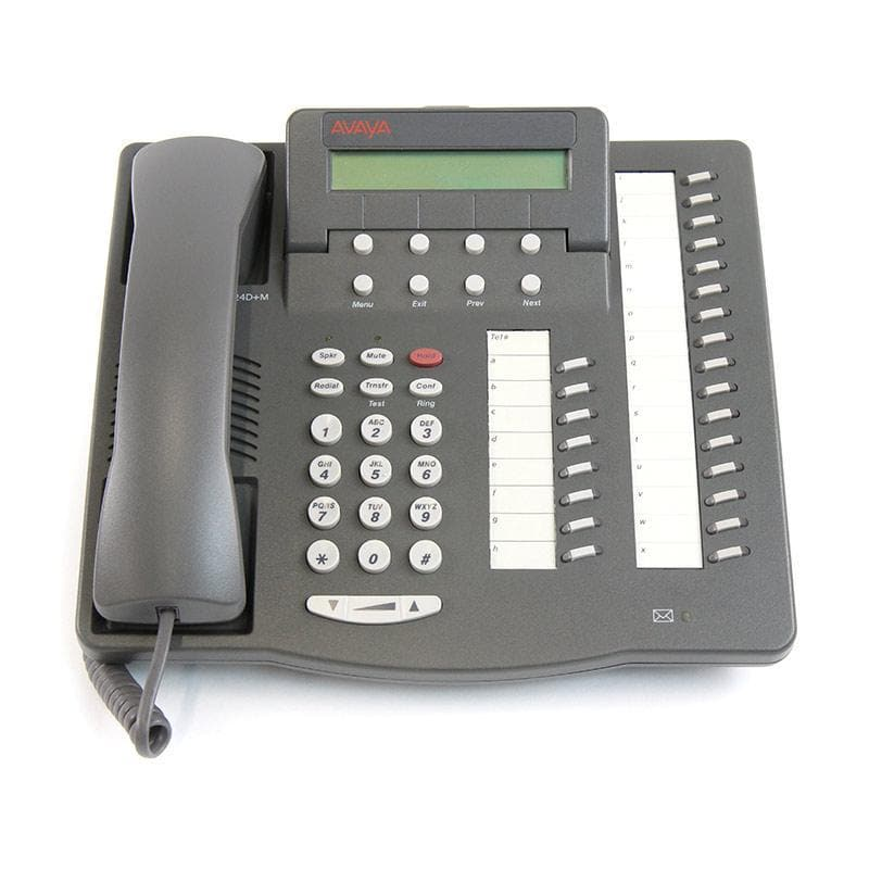 Avaya 6424D+M Digital Phone (700276132)